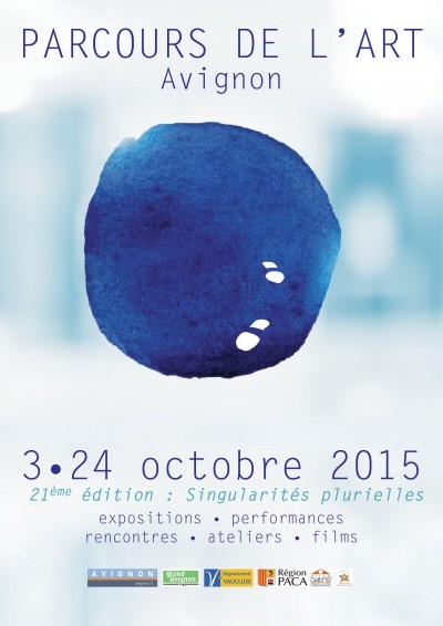 affiche officielle parcours 2015